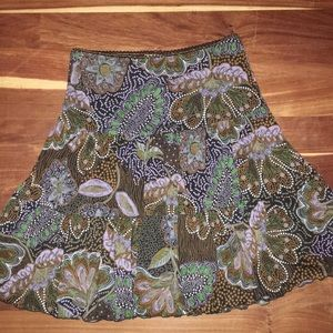 Candie's super cute summer skirt size L